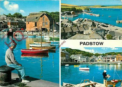 Picture Postcard~ Padstow (Multiview)