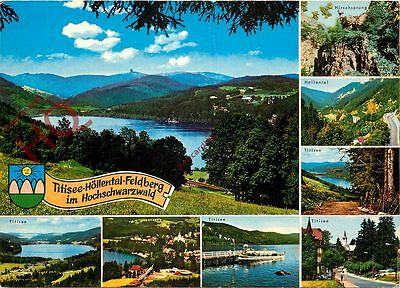Picture Postcard~ Titisee, Hochschwarzwald (Multiview)