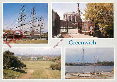 Picture Postcard: Greenwich (Multiview) [Judges]