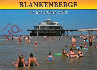 Picture Postcard--Blankenberge