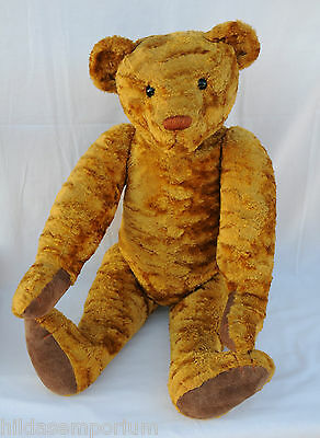 Vintage Antique style bear 30 inches by Australian bear artist Jenny Round