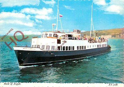 Picture Postcard: MAID OF ARGYLL