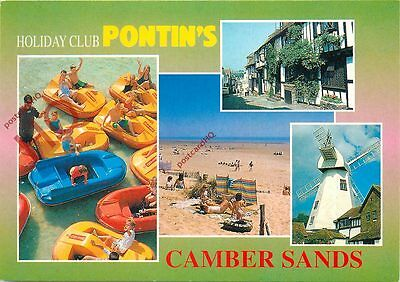 Picture Postcard: Pontin's, Camber Sands