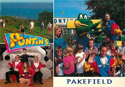 Picture Postcard: Pontin's, Pakefield (Multiview)