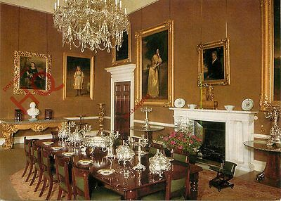 Picture Postcard, Ickworth, The Dining Room