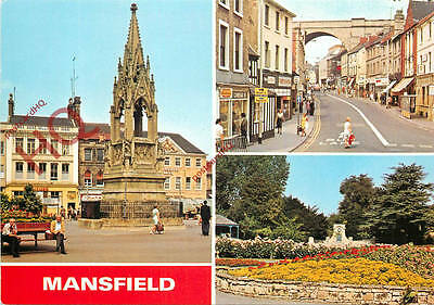 Picture Postcard, Mansfield (Multiview)