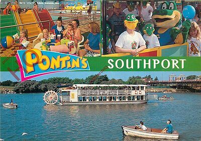 Picture Postcard, Pontin's, Southport (Multiview)