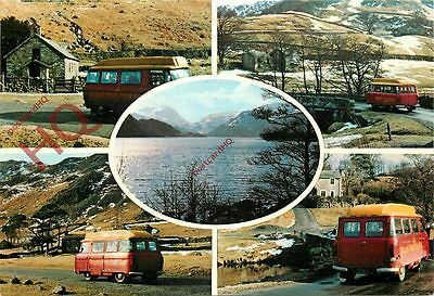 Picture Postcard::Royal Mail, Martindale-Penrith Postbus