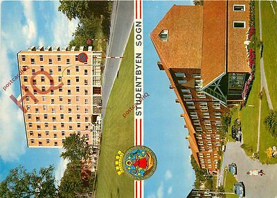Picture Postcard::Oslo, 'Studentbyen Summer Hotel'
