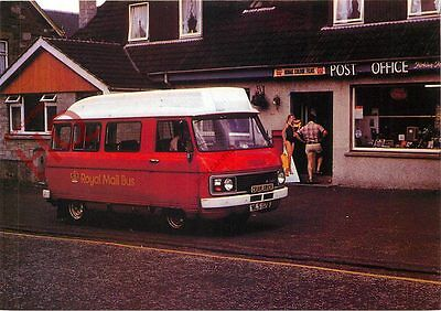 Picture Postcard::Royal Mail, Postbus