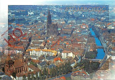 Picture Postcard::Strasbourg, Aerial View