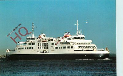 Picture Postcard::Scandlines, Tycho Brahe