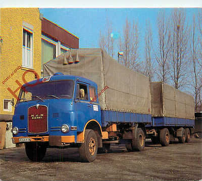 Picture Postcard::TRUCK, MAN 10.212 212 PS
