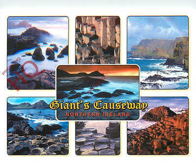 Picture Postcard:;Northern Ireland, Giant's Causeway