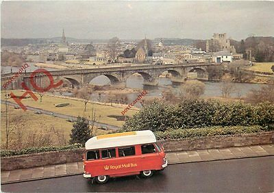 Picture Postcard:;Royal Mail Postbus, 42, Kelso