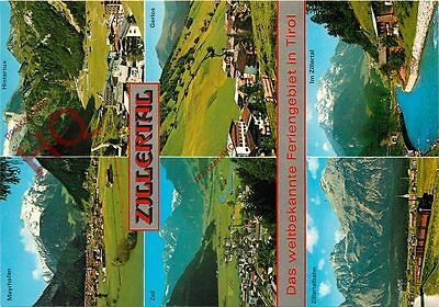 Picture Postcard:;Zillertal (Multiview)