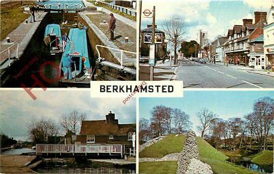 Picture Postcard-:Berkhamsted (Multiview)