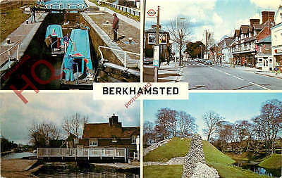 Picture Postcard:-Berkhamsted (Multiview)
