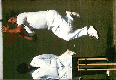 Picture Postcard:;Cricket, Ian Botham