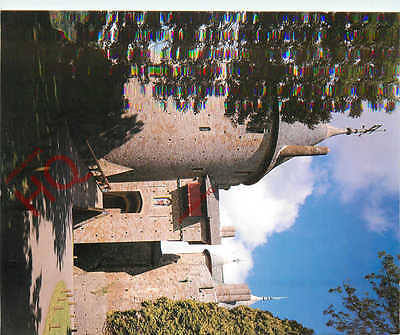 Picture Postcard:-Castell Coch