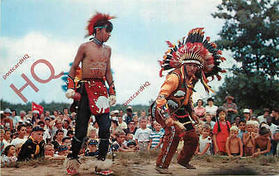 Postcard~ Shinnecock Indians, Historic Long Island, Southampton Reservation