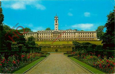 Picture Postcard; Nottingham, The University