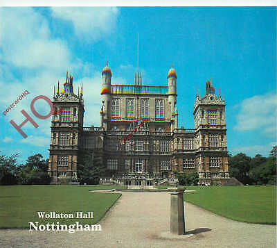 Picture Postcard; Nottingham, Wollaton Hall
