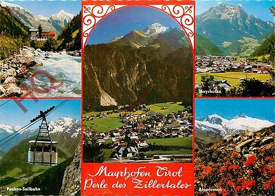 Picture Postcard; Mayrhofen (Multiview)