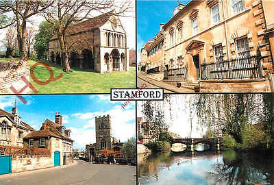 Picture Postcard; Stamford (Multiview)