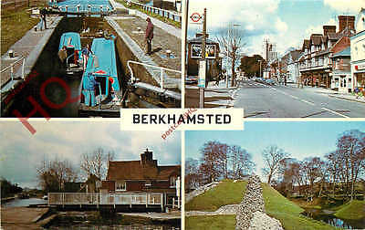 Picture Postcard~ Berkhamsted (Multiview)