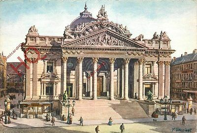 Picture Postcard~ Brussels, Bourse