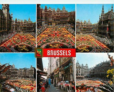 Picture Postcard~ Brussels (Multiview)