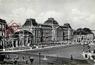 Picture Postcard~ Brussels, Royal Palace
