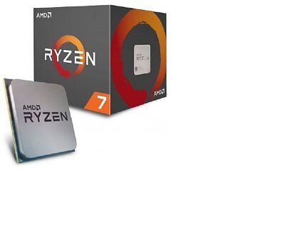 NEW AMD RYZEN 7 1700 8-Core Processor 3.0~3.7GHz  AM4 with Wraith Spire Cooler
