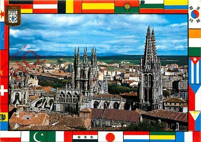 Picture Postcard--Burgos, Cathedral