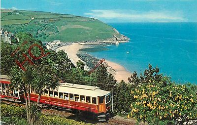 Picture Postcard--Isle Of Man, Laxey Bay