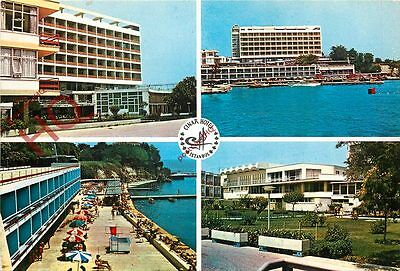 Picture Postcard--Istanbul, Yesilkoy, Cinar Hotel (Multiview)