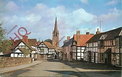 Picture Postcard--Weobley, Herefordshire