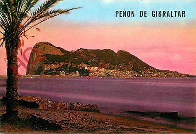 Picture Postcard--The Rock Of Gibraltar