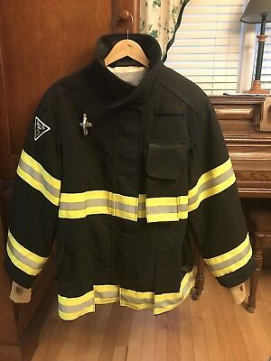 Janesville Lion Apparel Firefighter Turnout Jacket