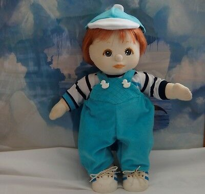 My Child Doll Modern Ducky Suit-Nappy-Cap-T Shirt-No Doll