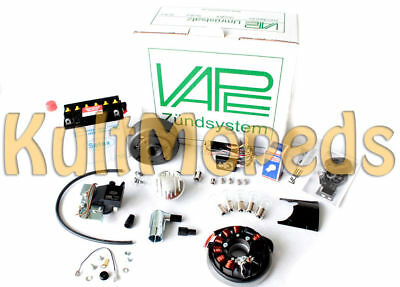 Vape 3 Electronic CONTACTLESS IGNITION Pas for SIMSON S51 S53 S70 S50 engine