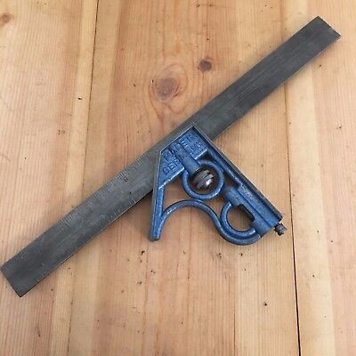 Combination Square - Rabone/Made in Germany - Old Vintage Tool