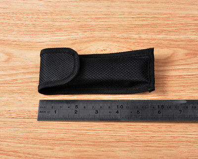 Black Knife NEW Black Nylon Sheath For Folding Bag Practical Pouch Case Outdoor