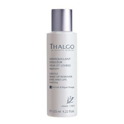 Thalgo Gentle Make-Up remover eyes & lips 125ml NEW - RRP $42