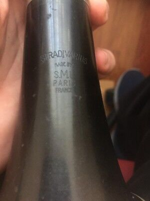 Stradivarius Clarinet Made By SML Paris