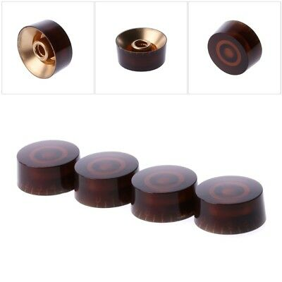 Useful Speed Control Knobs Volume Tone Buttons For Electric  Guitar