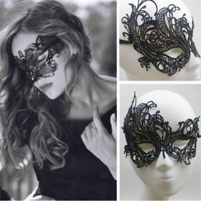 Eye-Mask-Sexy-Lace-Venetian-Masquerade-Ball-Halloween-Party-Fancy-Dress-Costume*