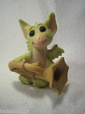 Pocket Dragon   ' PRACTICE MAKES PERFECT ' -  SIGNED!!    - Mint. VERY RARE!!