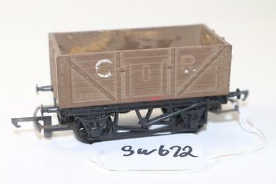 Hornby OO 1:76 Repainted plank wagon FNQHobbys SW672